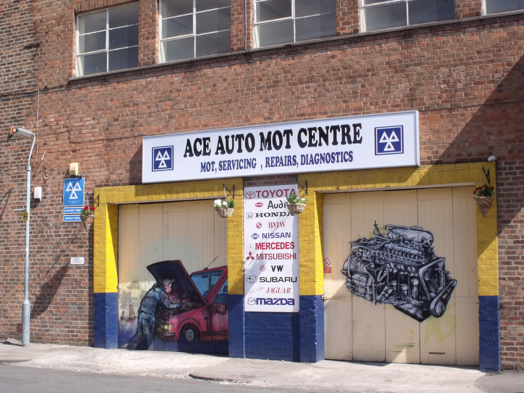 How to Protect Your Motor Trade Business - saferfareham.co.uk